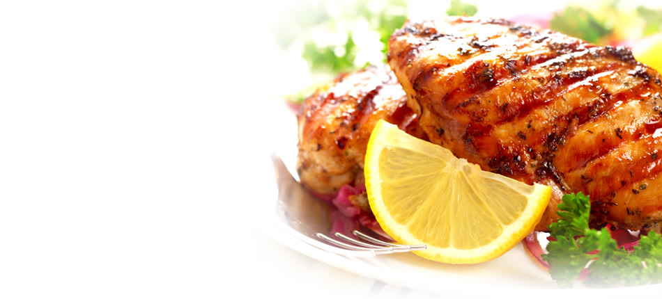 Heriot Caterers - Poultry Menu