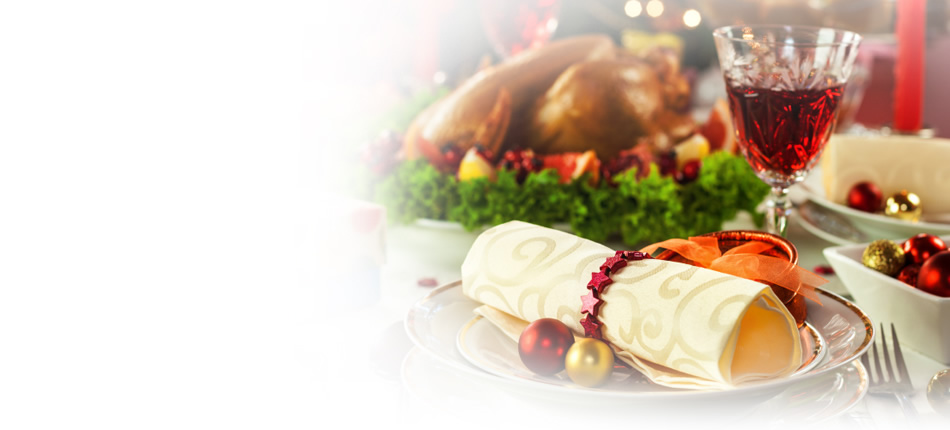 Heriot Caterers - Traditional Christmas Fayre