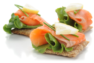 Heriot Wedding Caterers - Canapes for Weddings